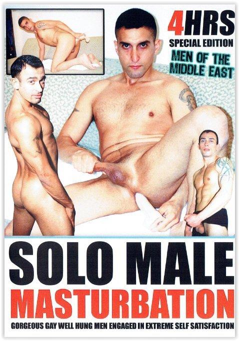 DVD-Solo Male Masturbation