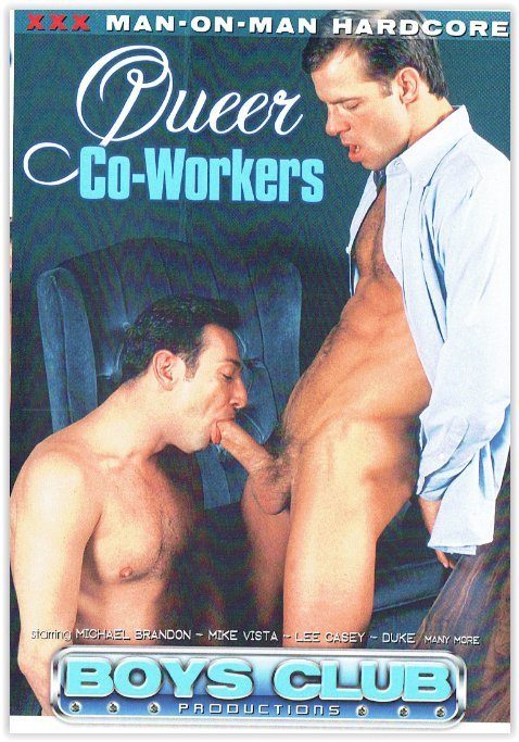DVD-Queer Co-Workers