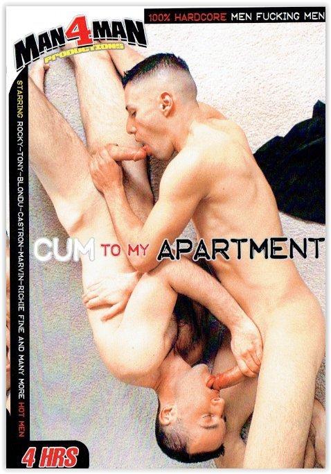 DVD-Cum To My Apartment