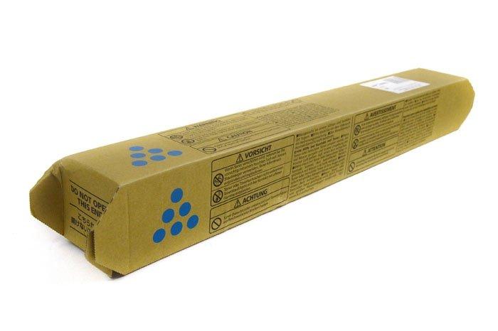 Toner Clear Box Cyan Ricoh Aficio MPC2010, MPC2030, MPC2031, MPC2050, MPC2051, MPC2501, MPC2530, MPC2531, MPC2550, MPC2551, MPC2
