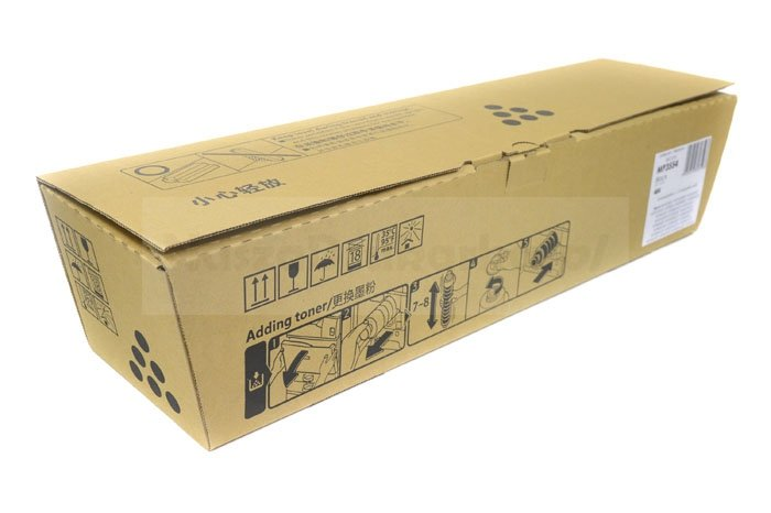 Toner Clear Box Czarny Ricoh Aficio MP2554 zamiennik 842127