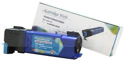 Toner Cartridge Web Cyan Dell 2150 zamiennik 593-11041