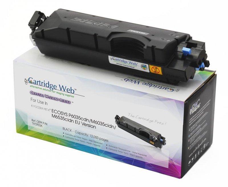 Toner Cartridge Web Black Kyocera TK5150 zamiennik TK-5150K