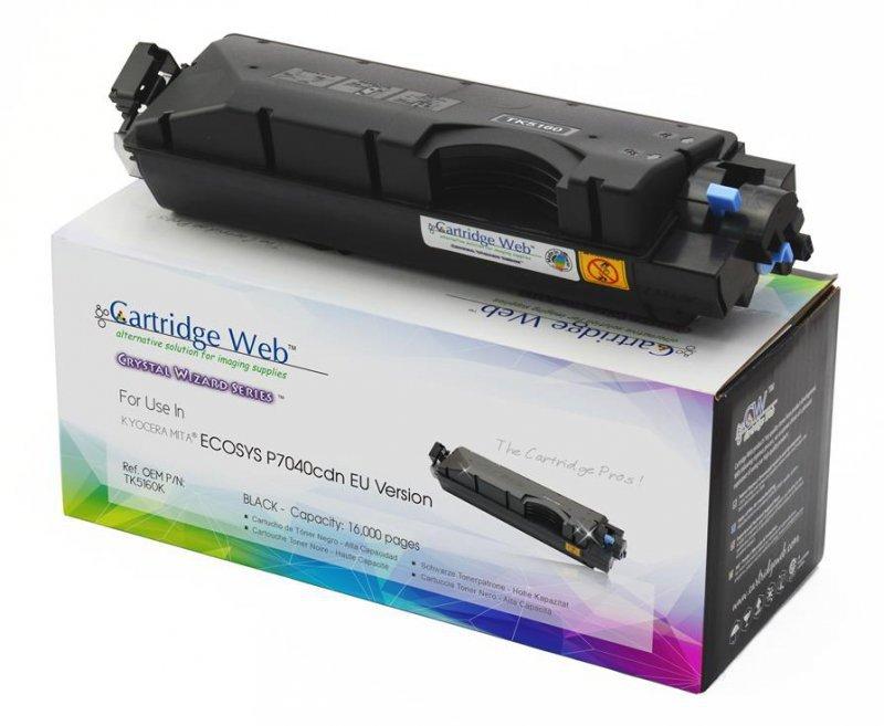 Toner Cartridge Web Black Kyocera TK5160 zamiennik TK-5160K