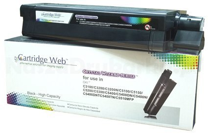 Toner Cartridge Web Black OKI C3100/C5100/C5450 zamiennik 42804516/42127408/42127457