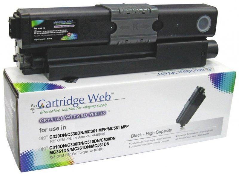 Toner Cartridge Web Black OKI C310 zamiennik 44469803