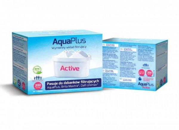 Wkład filtrujący do dzbanka AquaPlus Active