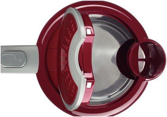 Czajnik elektryczny BOSCH TWK 7604 (2200W 1.7l; kolor bordowy)