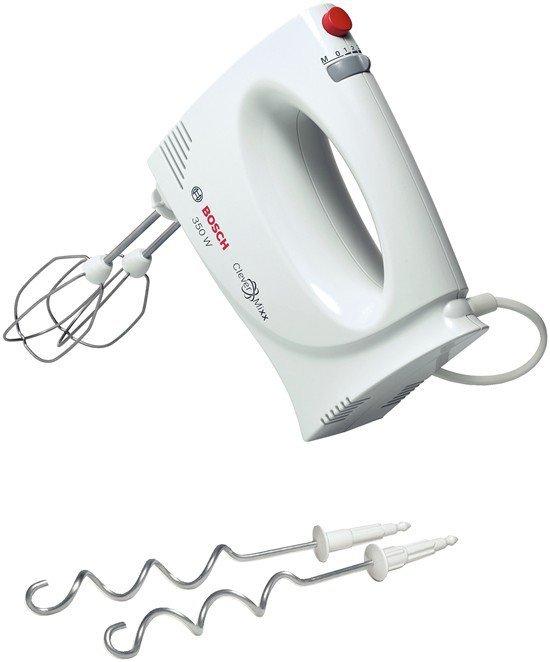 Mikser ręczny BOSCH MFQ 3030 (350W; kolor biały)