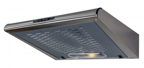 Okap podszafkowy CIARKO ZRD 50 Inox (500mm; kolor inox)