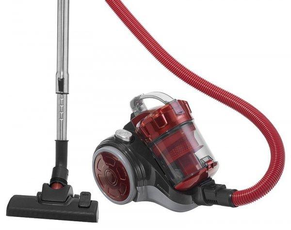 Odkurzacz Clatronic BS 1302 czerwony (700W; kolor czerwony)