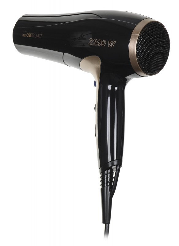 Suszarka do włosów Clatronic HT 3661 (2200W; kolor czarny)