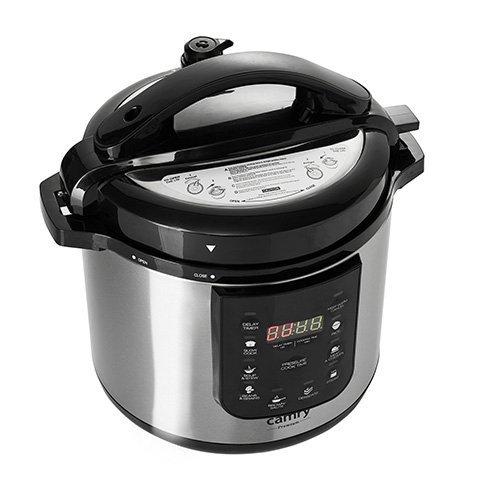 Szybkowar CAMRY CR 6409 (kolor srebrny)