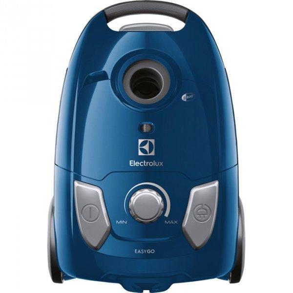 Odkurzacz workowy Electrolux EEG41CB (650W; kolor niebieski)