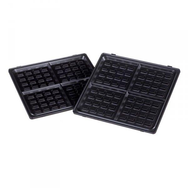 Opiekacz 3 w 1 Ravanson OP-7050 (1200W; kolor czarny)