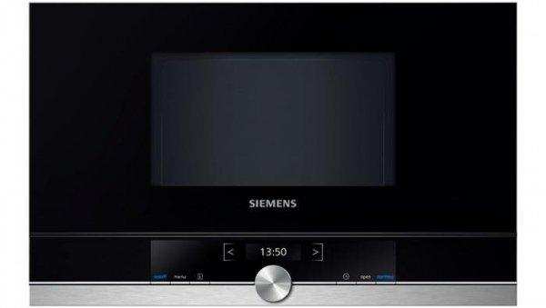 Kuchenka Siemens BF 634LGS1 (900W; kolor czarny)