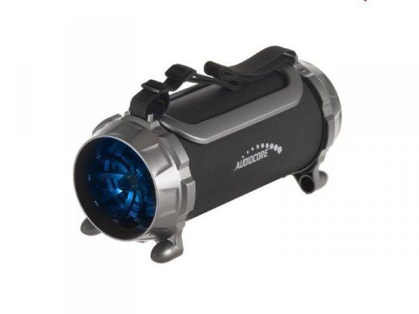 Głośnik bluetooth AUDIOCORE BAZOOKA AC890 (kolor czarny)