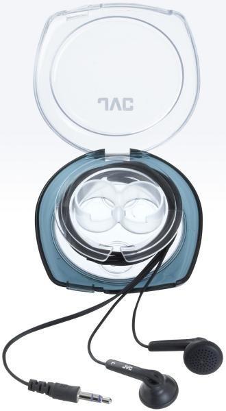 Słuchawki JVC HAF10CEN (douszne; NIE; kolor czarny
