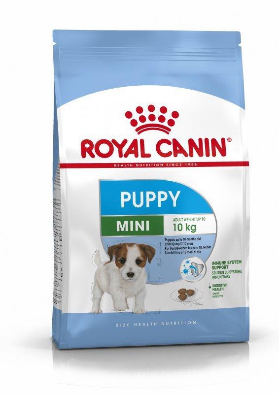 Karma Royal Canin SHN Mini Junior (0,80 kg )