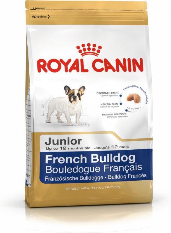 Karma Royal Canin BHN French Bulldog Jun (1 kg )