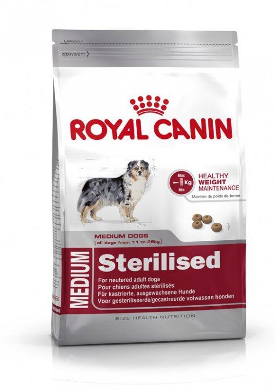 Karma Royal Canin SHN Medium Sterilised Ad (3 kg )