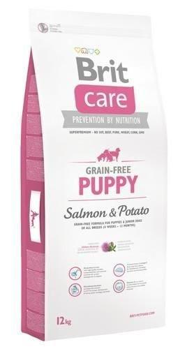 Karma Brit Grain Free Puppy Salmon & Potato (12 kg )