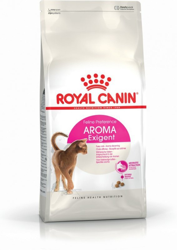 Karma Royal Canin FHN EXIGENT 33 Aromatic (10 kg )