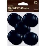 Magnesy 40mm czarne (10szt.) 130-1700 GRAND