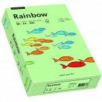 Papier xero kolorowy A4 80g RAINBOW R75 przygaszona zieleń 88042629