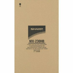 Sharp Pojemnik na zuz. toner MX-230HB 50K
