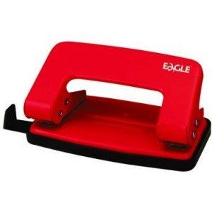 Dziurkacz 709R 8k czerwony EAGLE 110-1029