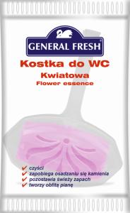 Kostka do WC zawieszka 35g kwiat GENERAL FRESH