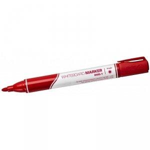 Marker suchościerany mini RMSm/B czerwony RYSTOR