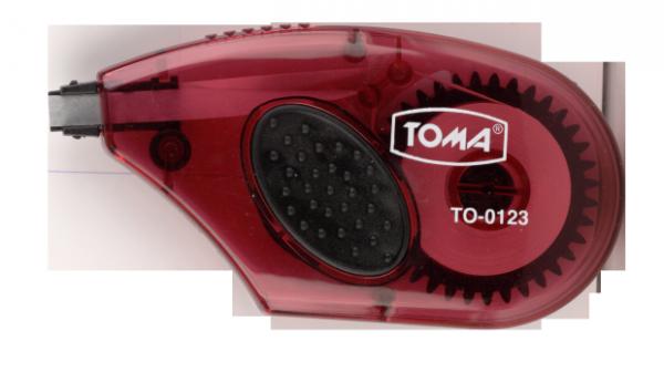 Korektor w taśmie 8m/5mm boczny TO-0123 TOMA