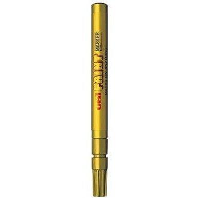 Marker olejowy UNI PX-21 złoty