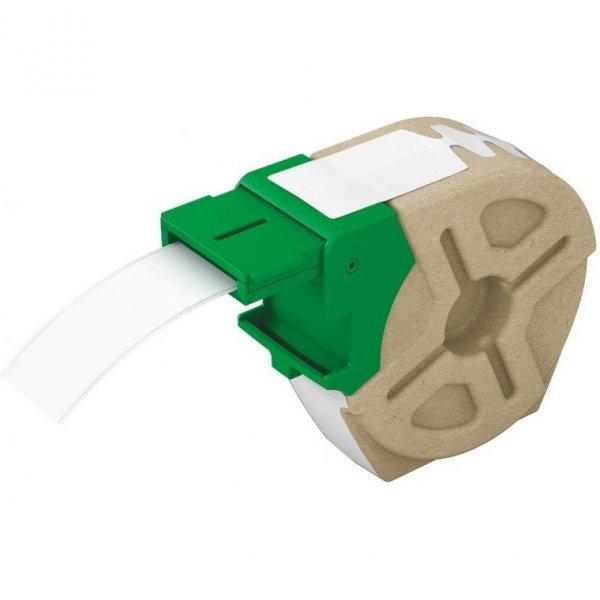 Kaseta z samoprz. papierową taśmą 25mm biała 22m 7009-00-01 LEITZ ICON