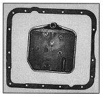 Filtr oleju skrzyni biegów FT1074 Astro 1985-1990 2.5 L. 1985-1992 4.3 L.