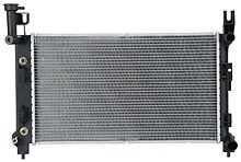 Chłodnica wody Chrysler Voyager/GrandVoyager 93-96 sil 2,5 i 3,3 i 3,8  L