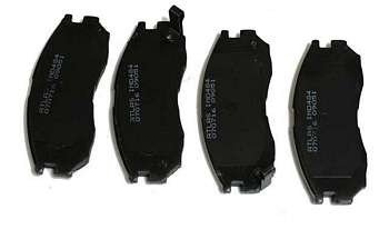 klocki hamulcowe przednie IMD484 Chrysler Sebring 1995-2005