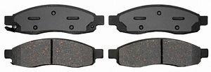 Klocki hamulcowe przednie MVD1015 Infiniti QX56 2004-2006