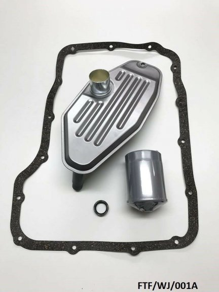 filtr oleju skrzyni biegów FT1223