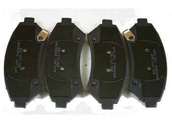 Klocki hamulcowe przednie IMD699 Chevrolet Venture 1997-2005