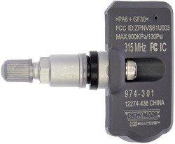 Czujnik ciśnienia w oponach 315 MHz 974-301 Chrysler Aspen 2007-2009