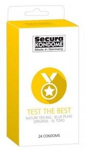 Prezerwatywy-Sec.Test the best 24