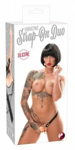 Vibr. Strap-On Duo