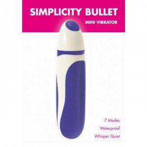 Wibrator-Simplicity Bullet Vibrator Minx