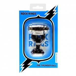 Pierścień-Rock Rings The Thunder Ball