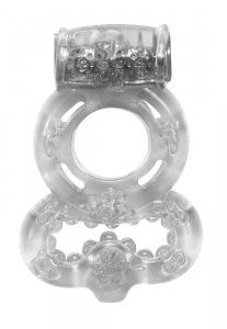 Cockring Rings Treadle white