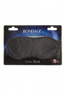 Maska-Mask BONDAGE black