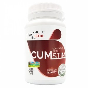 Supl.diety-CumStim 80caps